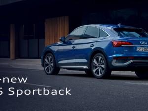 The all-new Audi Q5 Sportback