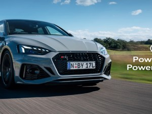 Brand-new RS 5 Sportback the prize in the latest Audi Foundation Fundraising raffle