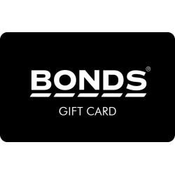 Bonds Instant Gift Card - $50