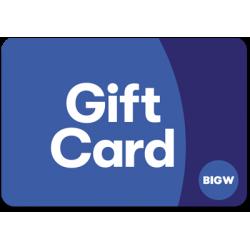 Big W $50 Instant Flexi E-Gift Card