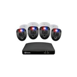 Swann Enforcer 1080p Full HD DVR Security System (4 Ch/4 Cameras)