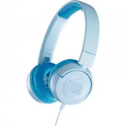 JBL JR300 Kids On Ear Headphones - Blue