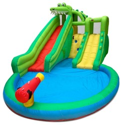Lifespan Kids Crocadoo Slide & Splash