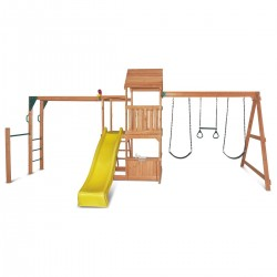 Lifespan Kids Coburg Lake Play Centre (Yellow Slide)