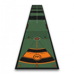 Wellputt Mat 13ft High Speed - OSFA Green