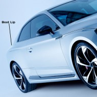 Permagard Exosphere Paint Protection Film: Boot Lip