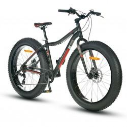 Progear Cracker Fat Tyre Bike - Black