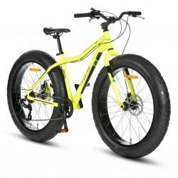 Progear Cracker Fat Tyre Bike - Hi-Vis Green