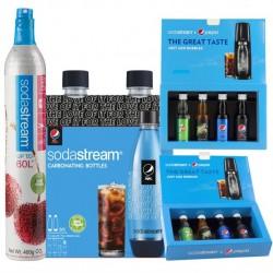SodaStream Pepsi Taste Accessories Set