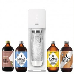 SodaStream Source Element White with Flavours