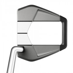 TaylorMade Spider S Platinum/White SB Putter Right Hand