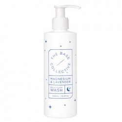 The Base Collective Beauty Sleep Wash - Magnesium & Lavender 250ml
