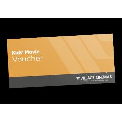 Village Cinema Children's Movie Voucher